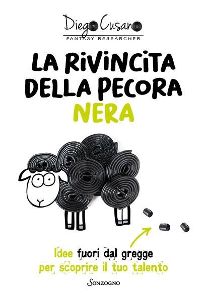 La rivincita della pecora nera Book Cover