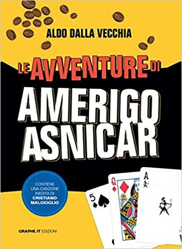 Le avventure di Amerigo Asnicar Book Cover