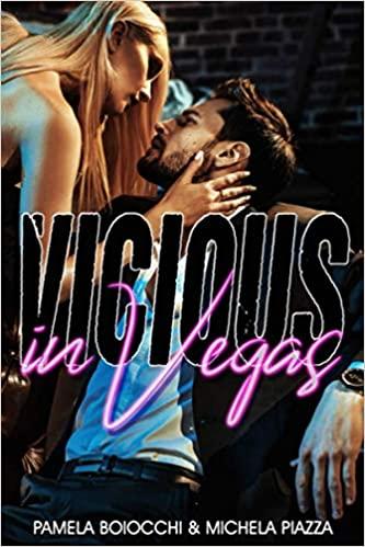 Vicious in Vegas Book Cover