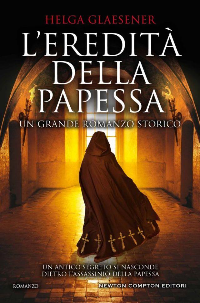 L'Eredità della Papessa Book Cover