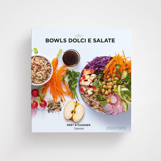 Bowls dolci e salate Book Cover