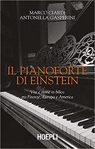 Il pianoforte di Einstein Book Cover