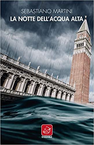 La notte dell'acqua alta Book Cover