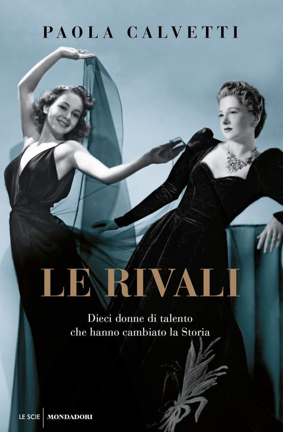 Le rivali Book Cover