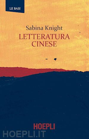 Letteratura cinese Book Cover