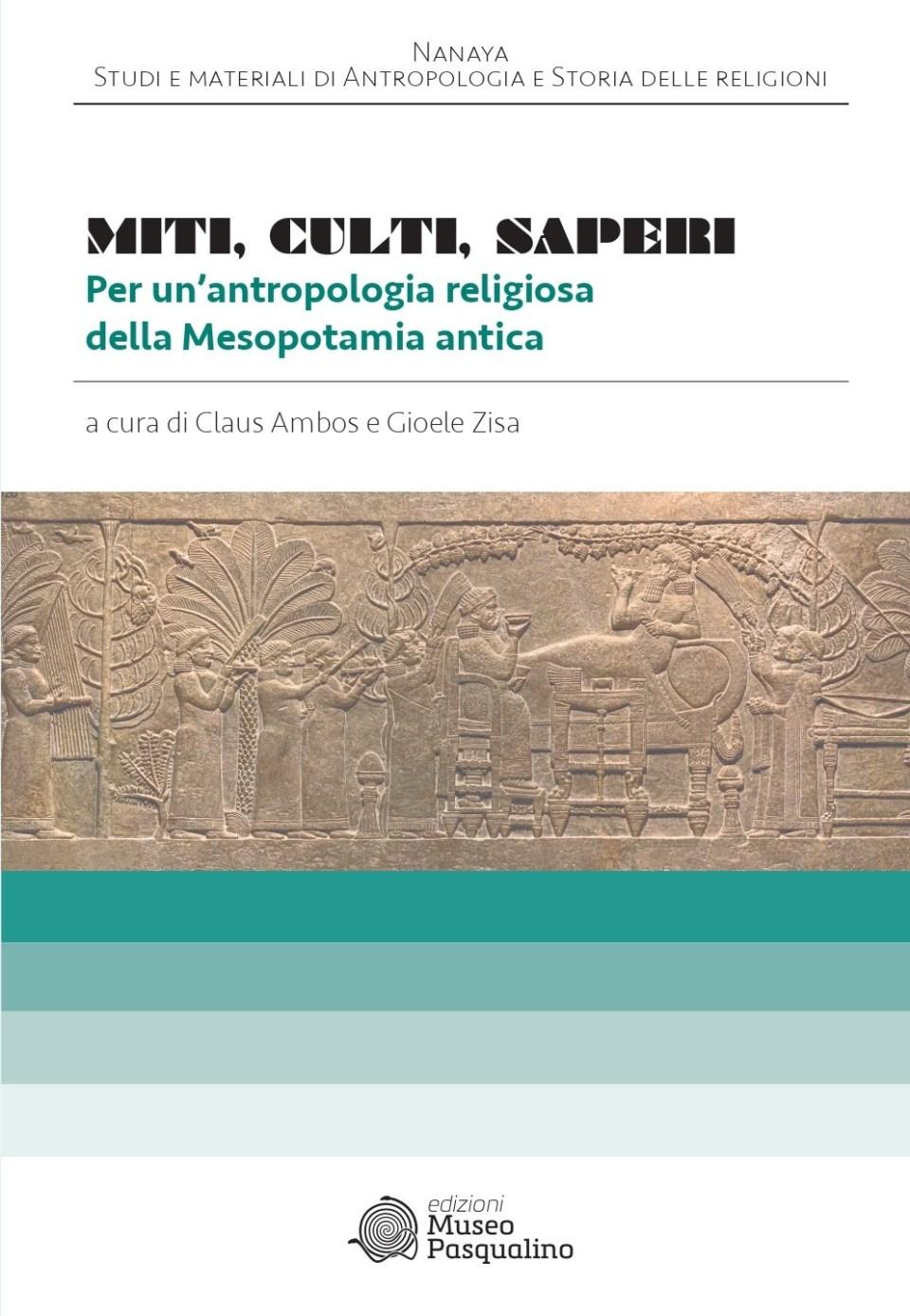 Miti, Culti, Saperi Book Cover