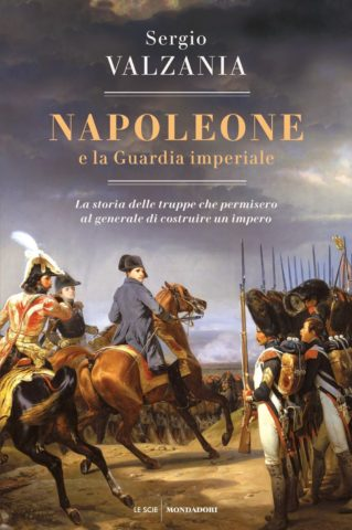 Napoleone e la Guardia Imperiale Book Cover