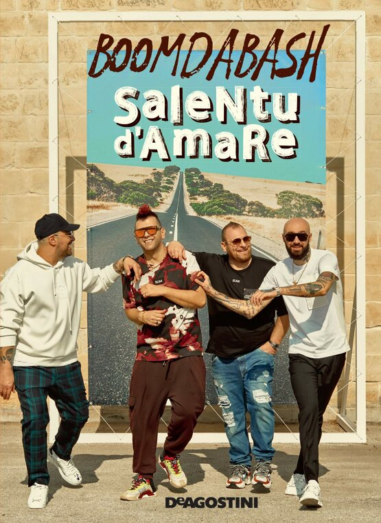 Salentu D'Amare Book Cover