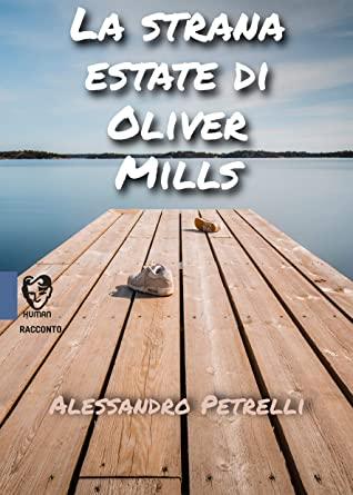 La strana estate di Oliver Mills Book Cover