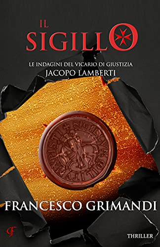 Il Sigillo Book Cover