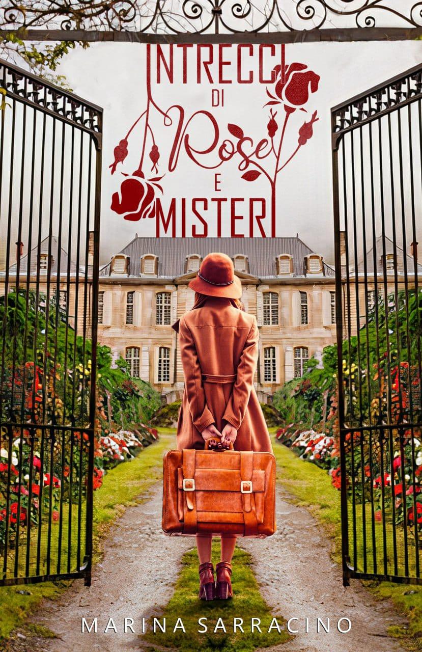 Intrecci di Rose e Misteri Book Cover