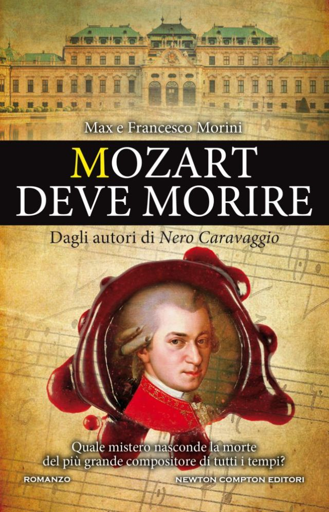 Mozart deve morire Book Cover
