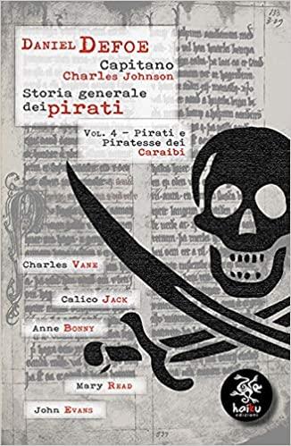 Storia generale dei Pirati Vol. 4 Book Cover
