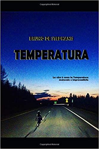 Temperatura Book Cover