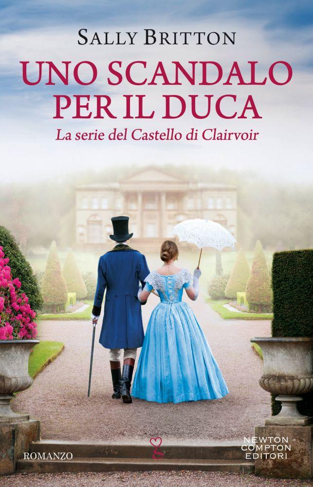 Uno scandalo per il duca Book Cover