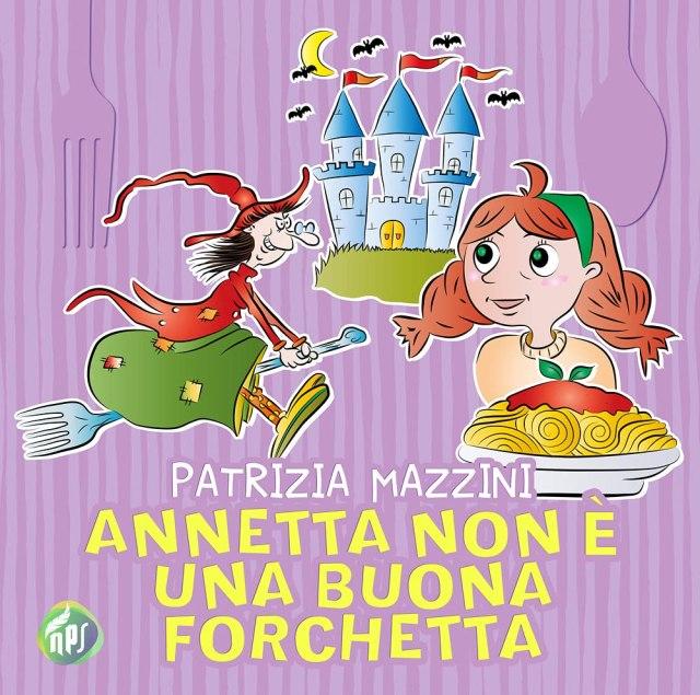Annetta non è una buona forchetta Book Cover