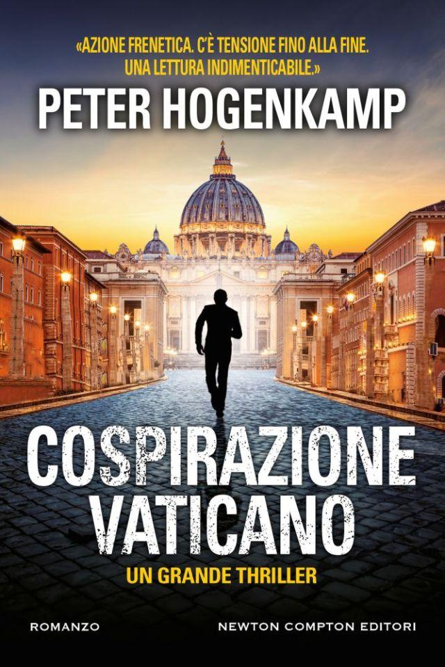 Cospirazione Vaticano Book Cover
