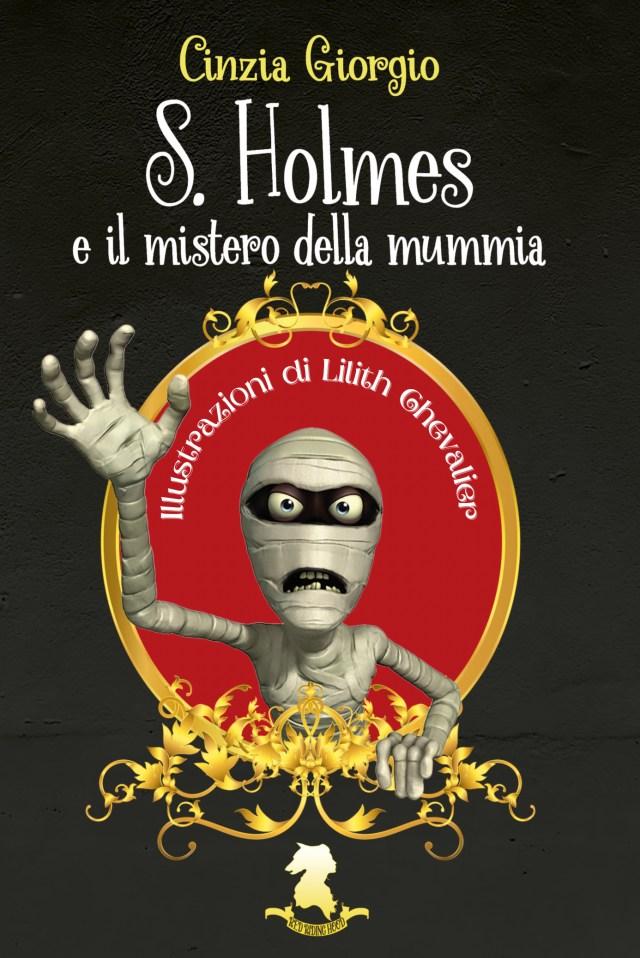 S. Holmes e il mistero della mummia Book Cover