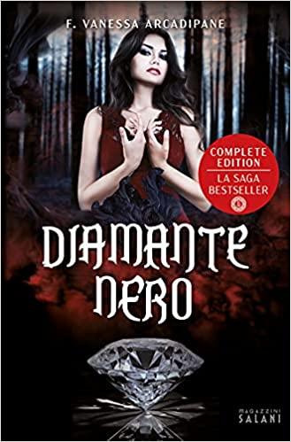 Diamante fnero Book Cover