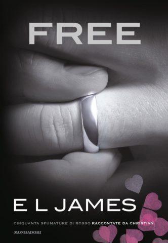 Free. Cinquanta sfumature di rosso raccontate da Christian Book Cover