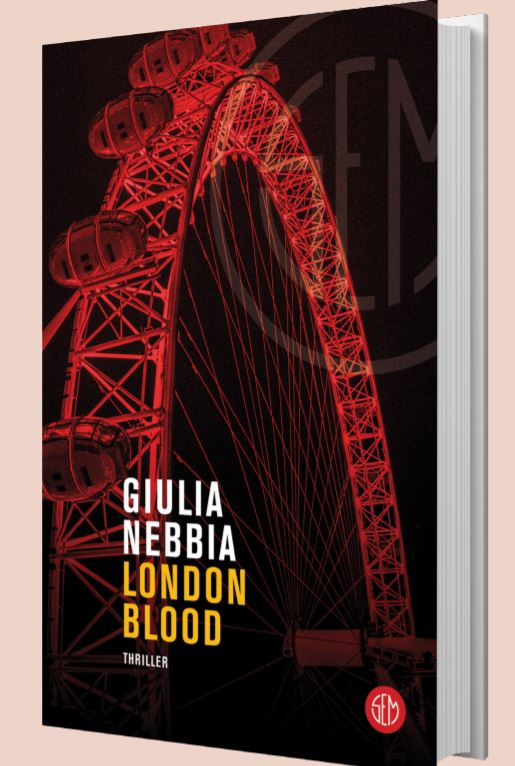 London Blood Book Cover