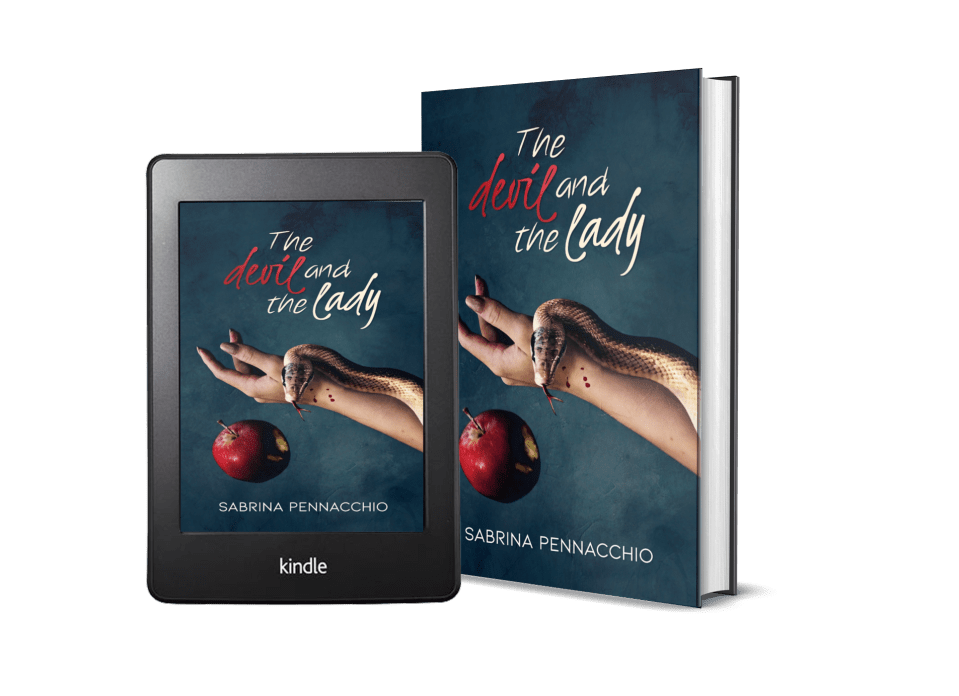 The Devil and the lady Book Cover