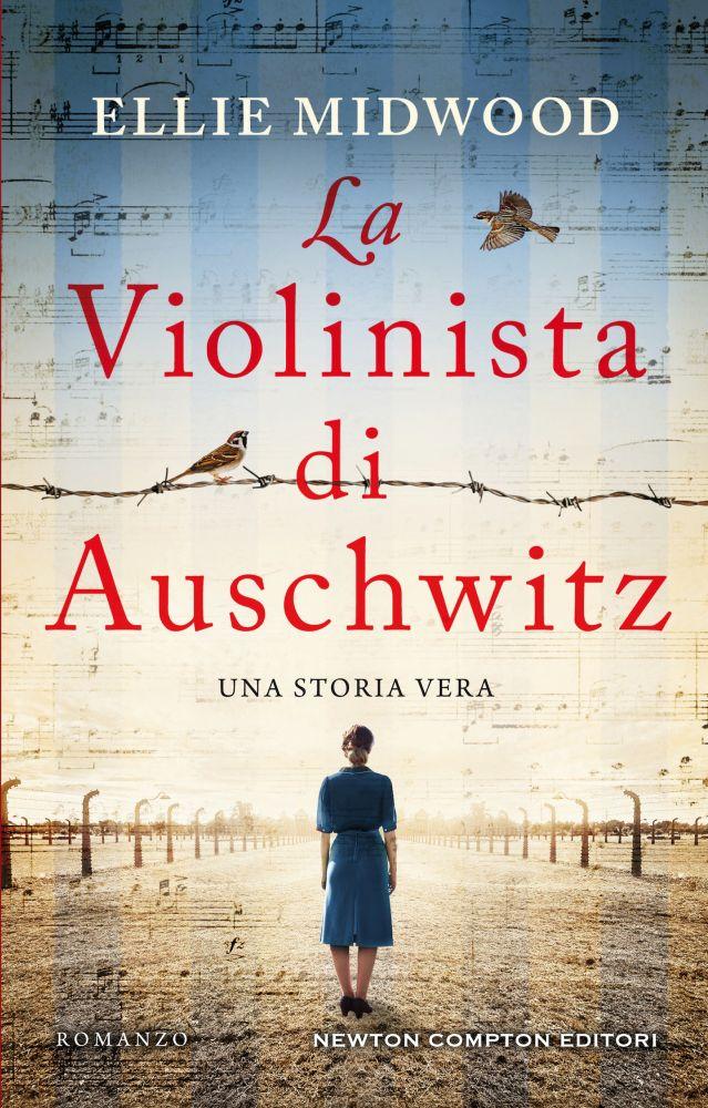 La violinista di Auschwitz Book Cover