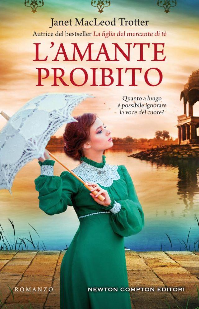 L'amante proibito Book Cover