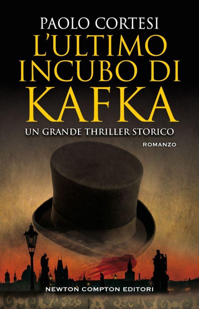 L'ultimo incubo di Kafka Book Cover