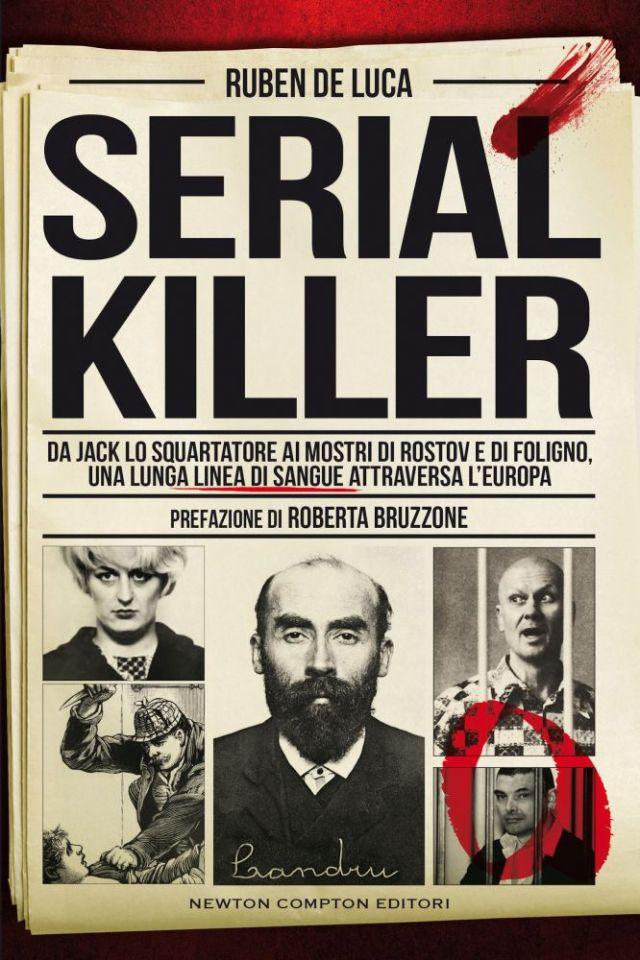 Serial killer Book Cover