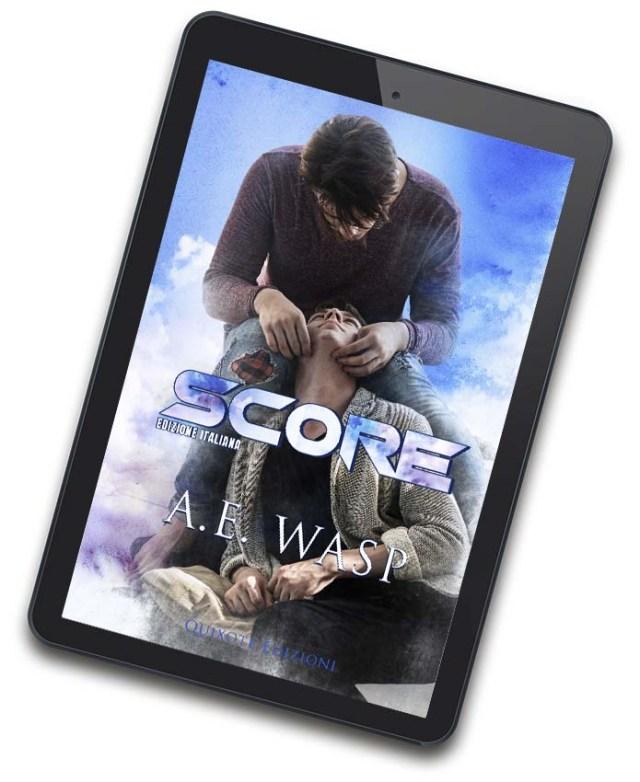 Score Book Cover