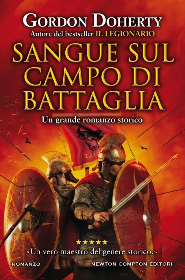 Sangue sul campo di battaglia Book Cover