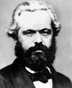 Marx giovane