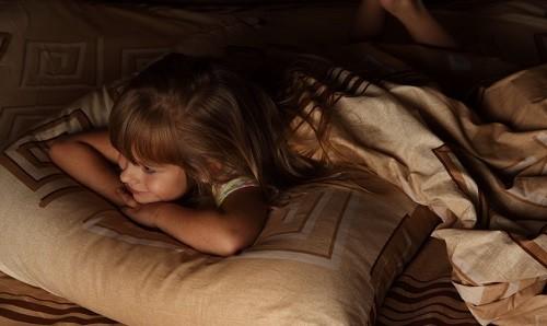 Quando il bambino vuole dormire nel lettone