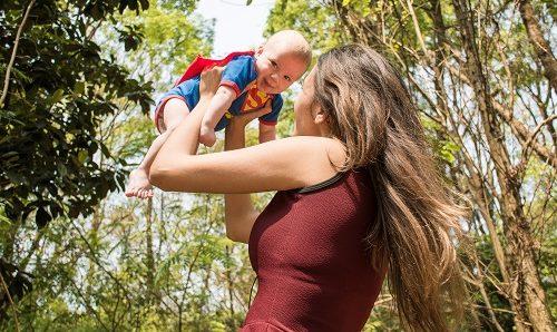 punti di forza dell'essere una mamma