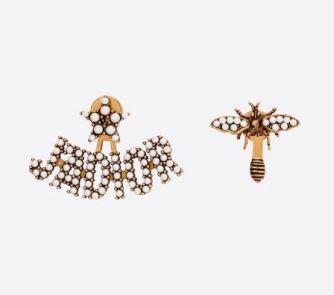 Orecchini della collezione J'Adior di Dior