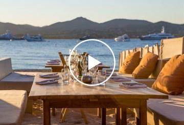 Video La Bouillabaisse plage