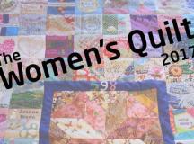 International Women's Day the Quilt