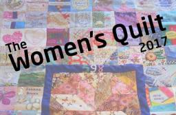 International Women's Day the Quilt