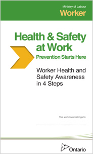 Worker Health and Safety Awareness in 4 Steps  Ministry
