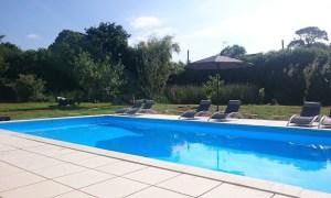 beheizte pool zwembad