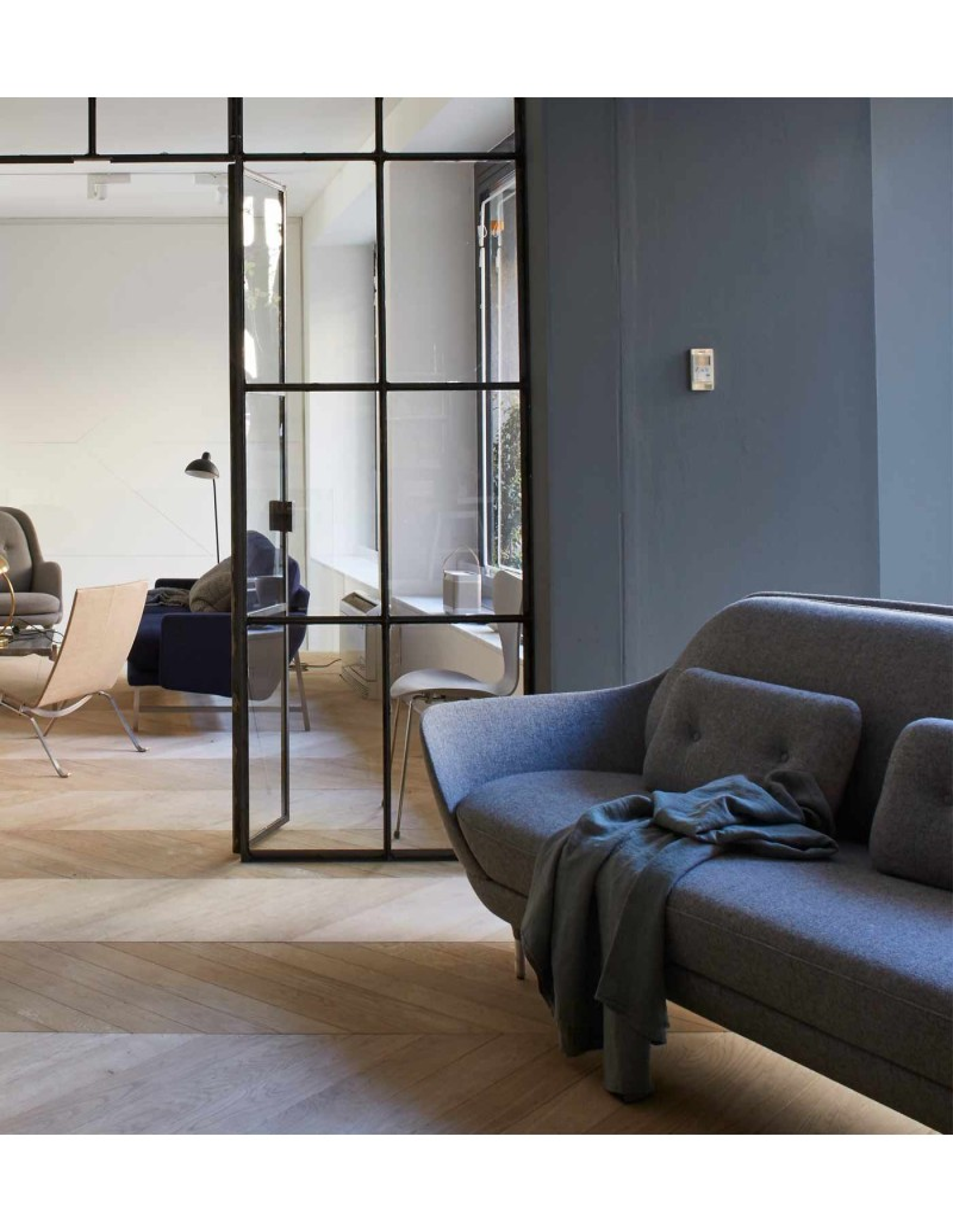 Sofa Favn By Jaime Hayon For Fritz Hansen