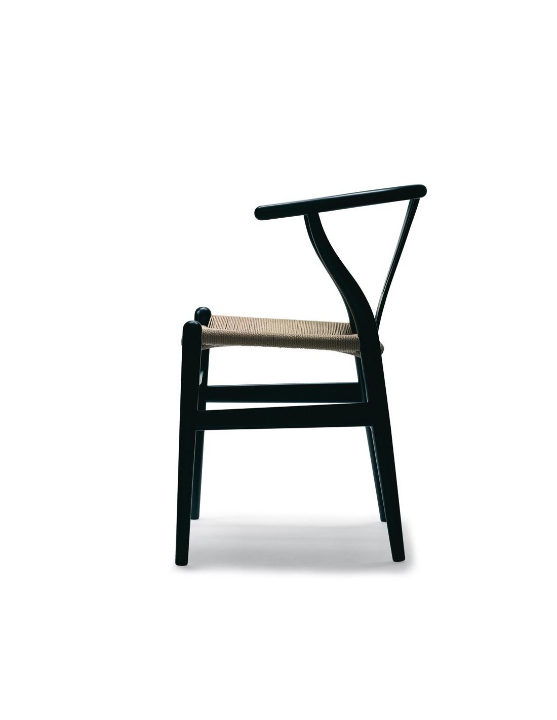 Chaise CH24 Wishbone Design Hans Wegner Pour Carl Hansen