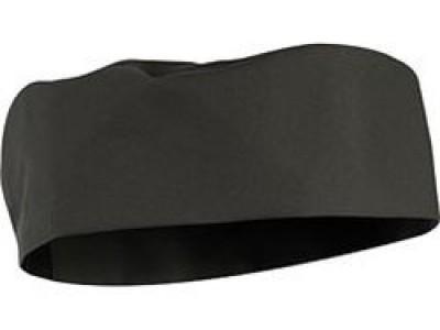 calot de cuisine en coton atlanta noir