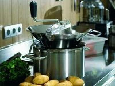 Support Ustensiles Cuisine Inox