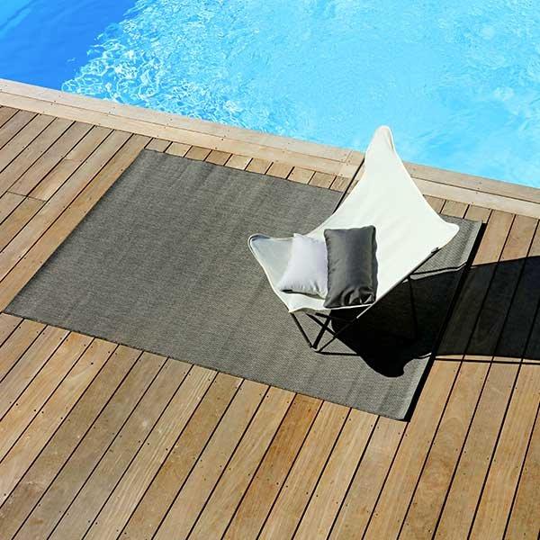 tapis pour exterieur outdoor uni grande