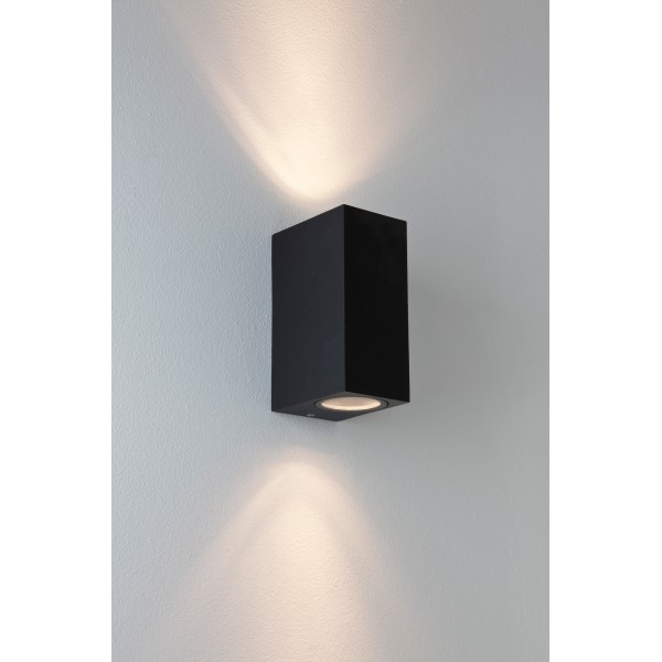 Applique Murale Chios 150 Noire Astro Lighting
