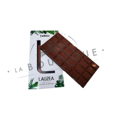tablette de chocolat laktee