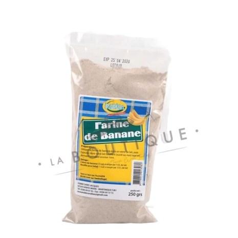 farine banane