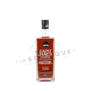 Saint james Millésime 2000